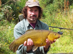 Fishing Lessons Tench